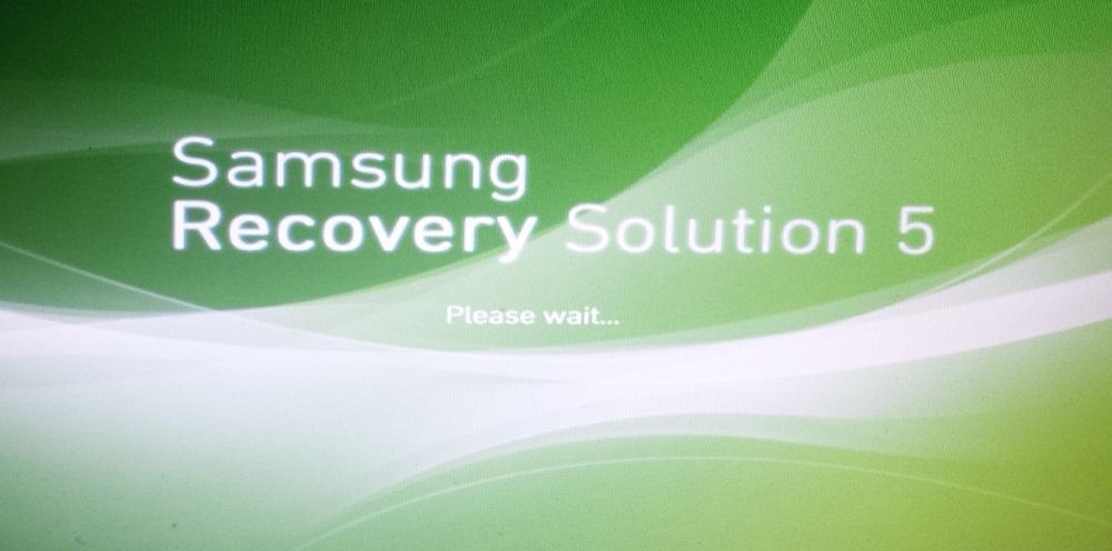 Reinstalacja Windows w laptopie Samsung